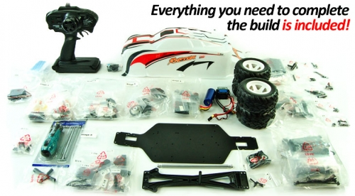Self Build Remote Contol Helecopter Kits