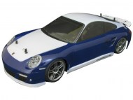 Porsche 911 Turbo 997 Nitro RC auto, rc nitro auto, brandstof rc on-road auto