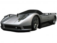 Pagani Zonda 1/10 Nitro RC, rc nitro auto on-road, brandstof rc on-road auto