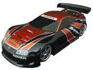Toyota Supra, rc nitro auto on-road, brandstof rc on-road auto