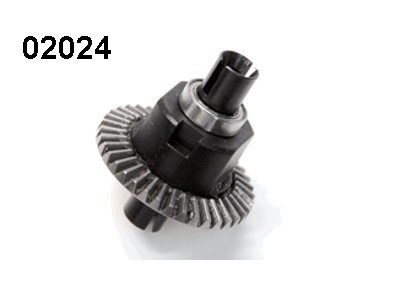 02024 Differential gear set, HBX Torche