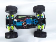 R/C bestuurbare monstertruck Torche Pro met 2.4GHz
