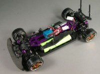 radiografische Drift r/c auto, Bad Boy
