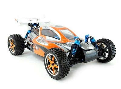 rc Buggy Booster Pro brushless | rc auto | bestuurbare auto