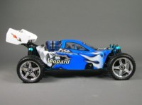 Radiografische nitro buggy Leopard