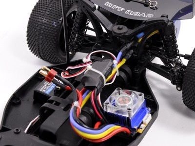 2WD Buggy AM10B M1:10 Brushless RTR