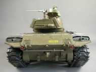 U.S. M41A3 Walker Bulldog Smoke & Sound