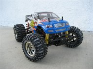 R/C monster truck, Heng Long Mad Truck