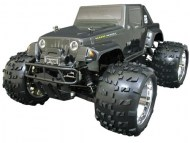 Monstertruck Blackbear, brandstof rc auto, bestuurbare nitro auto