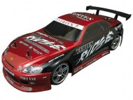 Toyota Soarer 1/10, rc nitro auto on-road, brandstof rc on-road auto