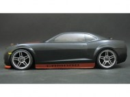 Body Shell XK23, Chevrolet Camaro 2010, 200mm, rc nitro auto body
