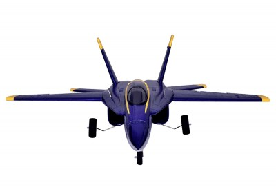 F18 Jet Blue Angel 656mm PNP 64mm EDF