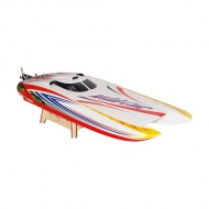 R/C brushless boot Wild Cat catamaran