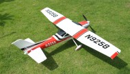 Radiografische Cessna Air Trainer 1410mm brushless Rood
