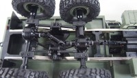 Radiografische US Military Truck 'Army Green' 6x6 WD