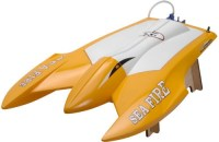 R/C boot, Sea Fire Super Brushless Version 2.4 GHz RTR 95km/h