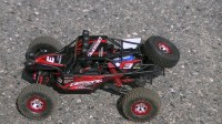 De robuuste radiografische Surpass eagle dune buggy 1/12