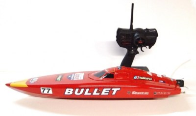 Brushless boot Bullet | rc boot | bestuurbare boot | rc boten