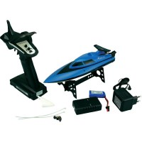 brushless Blue Barracude offshore | rc boot | bestuurbare boot | rc boten