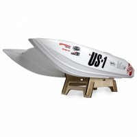 US-1 Brushless catamaran | rc boot | bestuurbare boot | rc boten