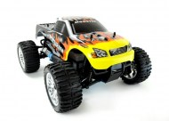 Nitro bestuurbare Monster truck Lighting, off-road nitro bestuurbare auto