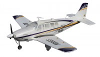 Radiografische Beechcraft Bonanza A36 1280mm brushless PNP