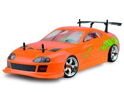 SUPERSNELLE AM10TC Brushless RTR, rc auto's on-road, rc auto