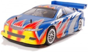 Bouwpakket radiografische auto | onroad  r/c Cyclone