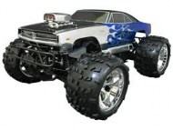 MV2 MK58 Dodge Hemi Charger 1/8 Nitro Monster truck
