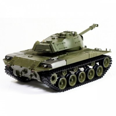 Twr-trading.nl | rc tank | M26 Pershing Snow Leopard Shooting editie | bestuurbare tank