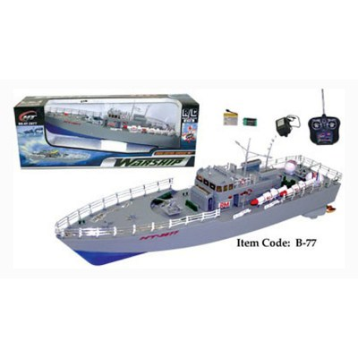 Torpedo destroyer | rc boot | bestuurbare boot | rc boten